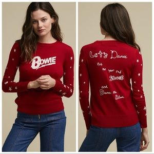 Stoned Immaculate Sweaters - STONED IMMACULATE David Bowie Let's Dance Sweater